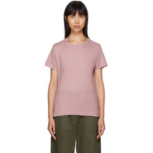 A.P.C. | A.P.C. Pink Daniela T-Shirt | Clouty
