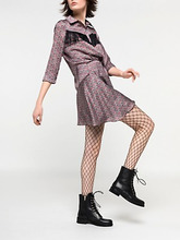 Patrizia Pepe | Patrizia Pepe - Мини-юбка из струящейся ткани | Clouty