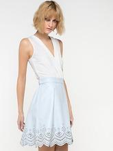 Patrizia Pepe   Patrizia Pepe - Платье с эффектом изделия из двух предметов   Clouty