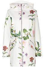 S.Oliver | Белая куртка с цветочным принтом | Clouty