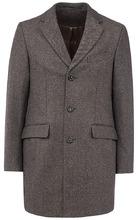 Al Franco | Мужское полушерстяное пальто | Clouty