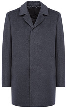 Al Franco | Полушерстяное пальто на синтепоне | Clouty