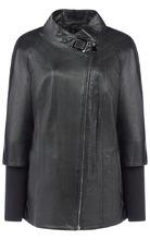 La Reine Blanche | Женская куртка из натуральной кожи | Clouty