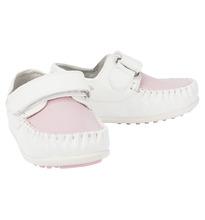Mursu | Мокасины Mursu, цвет: белый/розовый | Clouty