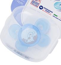 Chicco | Пустышка Chicco Physio Comfort ортодоническая силикон, с рождения | Clouty
