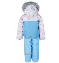 Даримир   Комплект куртка/жилет/полукомбинезон Даримир, цвет: голубой   Clouty