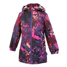 Huppa   Куртка Huppa', цвет: розовый   Clouty