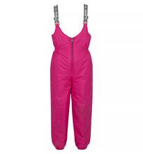 Huppa   Полукомбинезон Huppa, цвет: розовый   Clouty