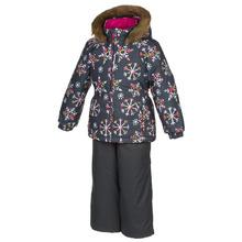 Huppa   Комплект куртка/брюки Huppa Wonder, цвет: серый   Clouty