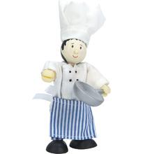 Le Toy Van   Кукла Le Toy Van Повар 10 см   Clouty