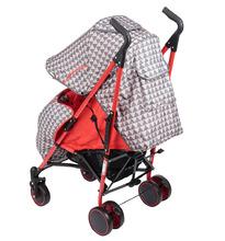 BabyHit   Коляска-трость BabyHit Handy, цвет: red/grey   Clouty