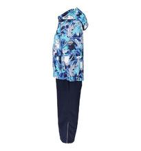 Huppa | Комплект куртка/брюки Huppa Yoko 1, цвет: синий | Clouty