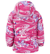 Huppa   Комплект куртка/полукомбинезон Huppa, цвет: розовый   Clouty