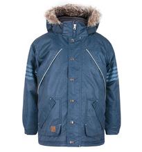Peluche&Tartine | Комплект куртка/полукомбинезон Peluche&Tartine, цвет: синий | Clouty