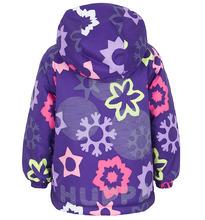 Huppa | Куртка Huppa Classy, цвет: фиолетовый | Clouty