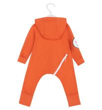 Bambinizon | Комбинезон Bambinizon 'Тыква', цвет: оранжевый | Clouty