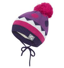 Huppa | Шапка Huppa, цвет: фиолетовый | Clouty