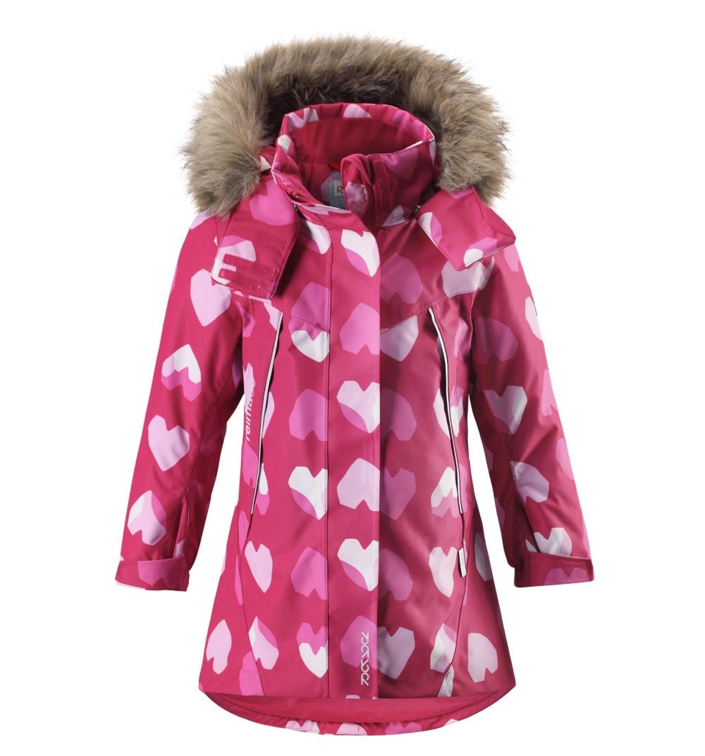 Reima | Куртка Reima 'Tec Muhvi', цвет: розовый | Clouty