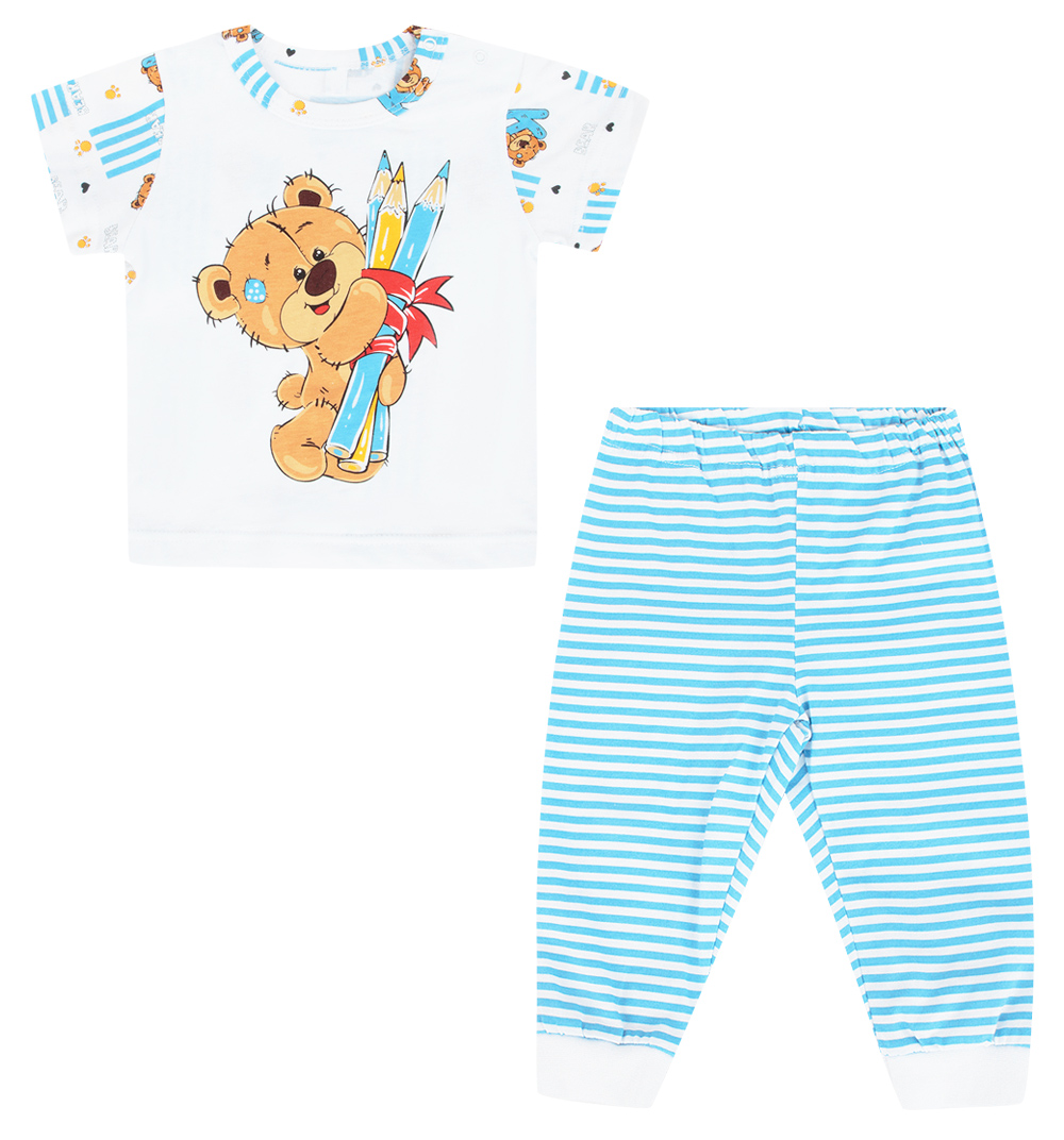 Пижама футболка брюки Leader Kids Мишка Косолапый 229a5fd585e4e