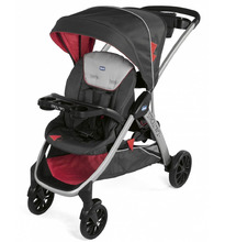 Chicco | Прогулочная коляска Chicco Stroll'in'2, цвет: lava | Clouty