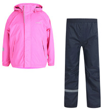 Lassie | Комплект куртка/брюки Lassie, цвет: розовый | Clouty