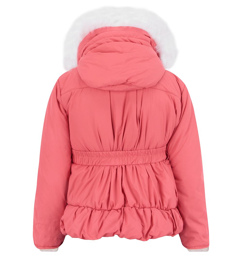 Даримир | Комплект куртка/жилет/полукомбинезон Даримир Зефирка, цвет: красный | Clouty