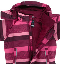 Lassie | Комплект куртка/брюки Lassie, цвет: красный | Clouty