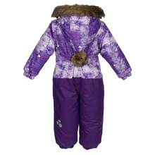 Huppa | Huppa Комбинезон утепленный Devon 1, цвет: фиолетовый | Clouty