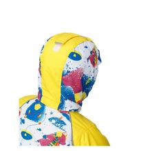 Oldos | Oldos Комбинезон Вива, цвет: синий/желтый | Clouty