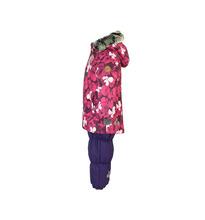 Huppa | Комплект куртка/полукомбинезон Huppa Novalla, цвет: фуксия/фиолетовый | Clouty