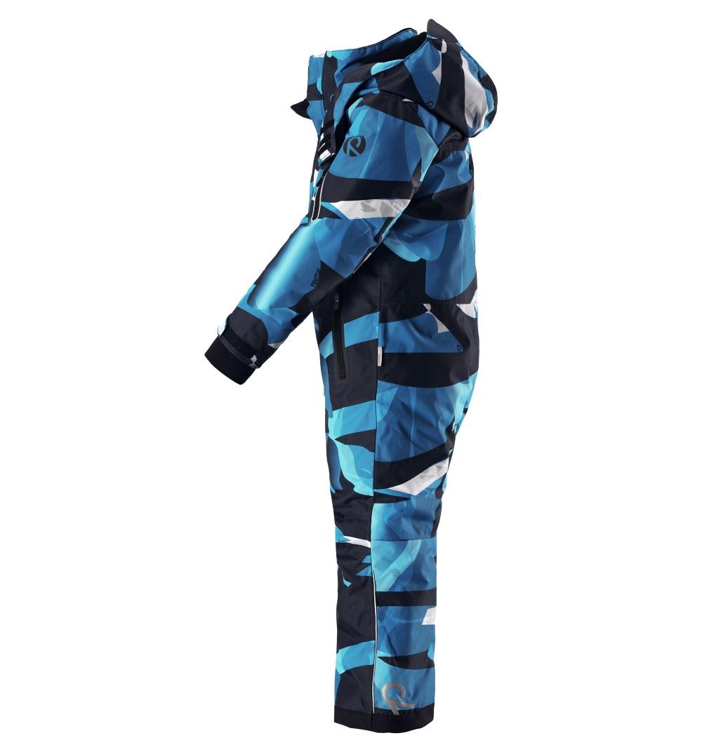 Reima | Комбинезон Reima 'Tec Reach', цвет: синий | Clouty