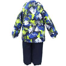Huppa   Комплект куртка/брюки Huppa Avery 1, цвет: синий   Clouty