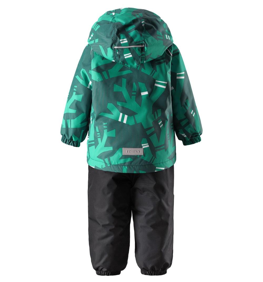 Reima | Комплект куртка/брюки Reima Tec Kuusi, цвет: зеленый | Clouty