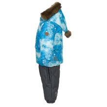 Huppa   Комплект куртка/брюки Huppa Noelle 1, цвет: голубой/серый   Clouty