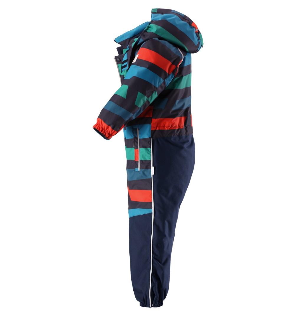 Reima | Reima Комбинезон утепленный, цвет: синий | Clouty