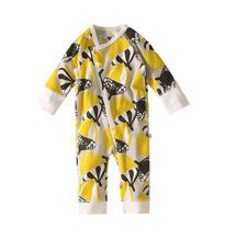 Reima | Комбинезон Reima 'Nauraa', цвет: желтый | Clouty