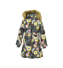 Huppa | Пальто Huppa Yacaranda, цвет: серый | Clouty