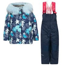 Boom By Orby | Комплект куртка/брюки Boom By Orby, цвет: синий | Clouty