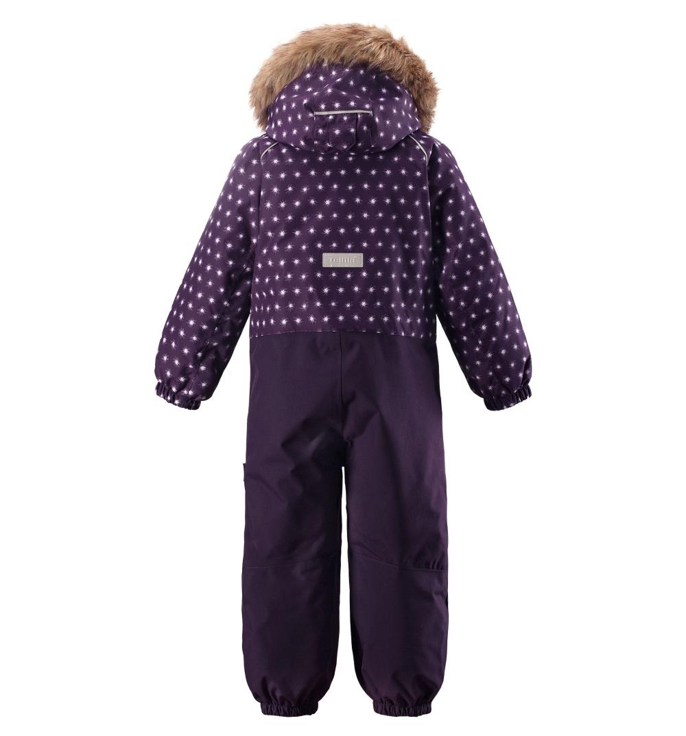 Reima | Reima Комбинезон Tec Oulu, цвет: фиолетовый | Clouty