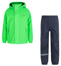 Lassie | Комплект куртка/брюки Lassie, цвет: зеленый | Clouty