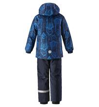 Lassie | Комплект куртка/брюки Lassie, цвет: синий/черный | Clouty