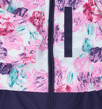 Huppa | Huppa Комбинезон Willy 1, цвет: белый/фиолетовый | Clouty