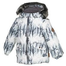Huppa | Куртка Huppa Neely 1, цвет: белый | Clouty