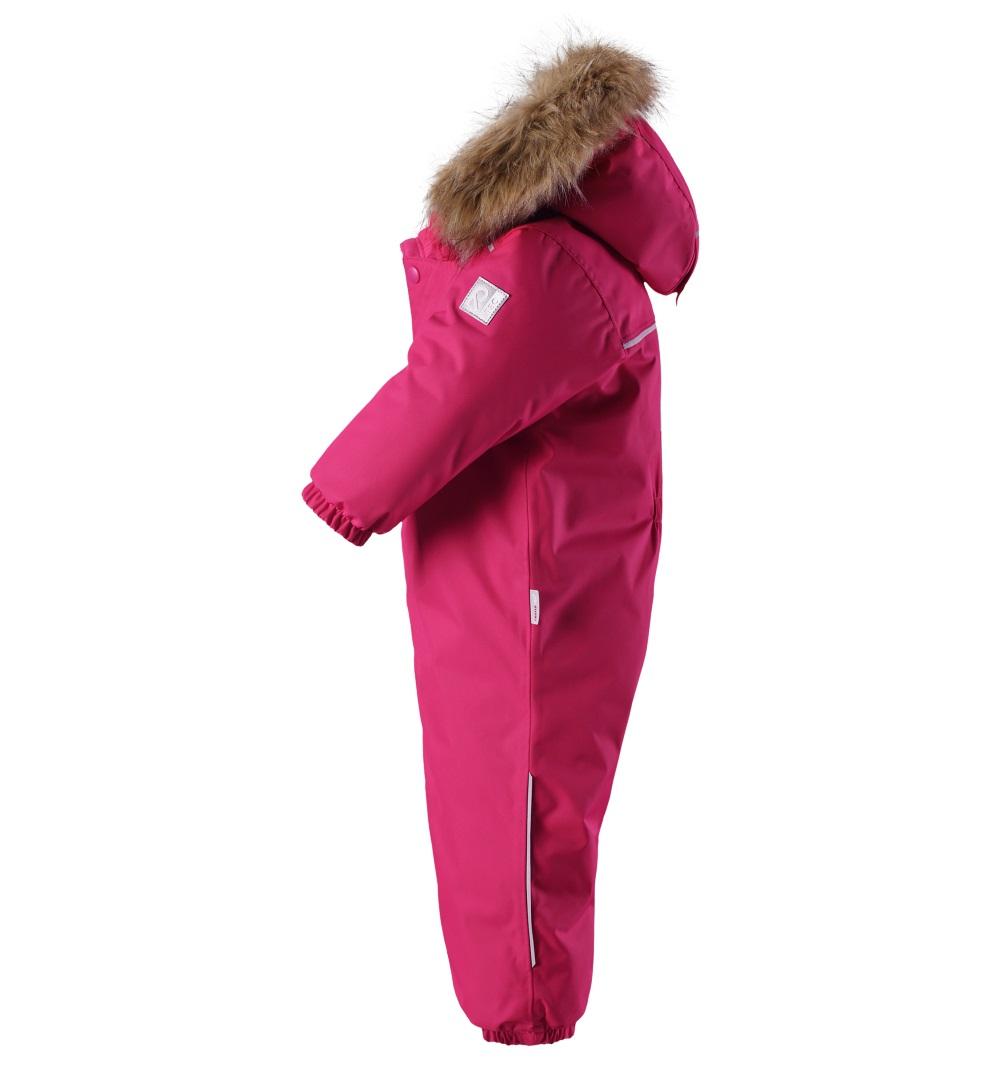 Reima | Reima Комбинезон утепленный Tec Gotland, цвет: розовый | Clouty