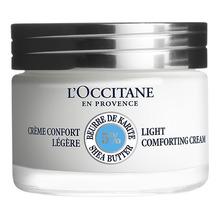 L'Occitane | L'Occitane Крем-комфорт легкий для лица Карите Крем-комфорт легкий для лица Карите | Clouty