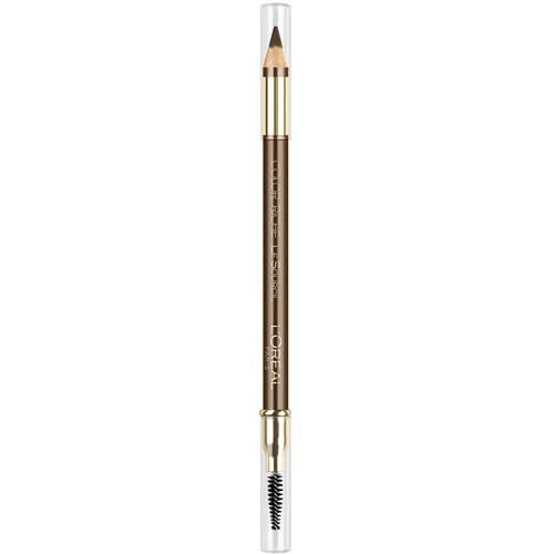 L'Oréal Paris   L'Oreal Paris Color Rich Карандаш для бровей 303 Темно-коричневый   Clouty