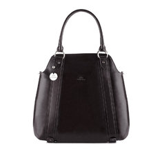 WITTCHEN | Женская сумка Wittchen 35-4-538-1, черный | Clouty