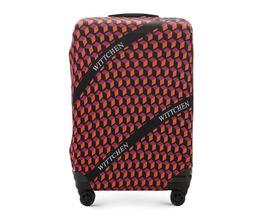 WITTCHEN | Чехол на чемодан  Wittchen 56-30-033-55, черный | Clouty